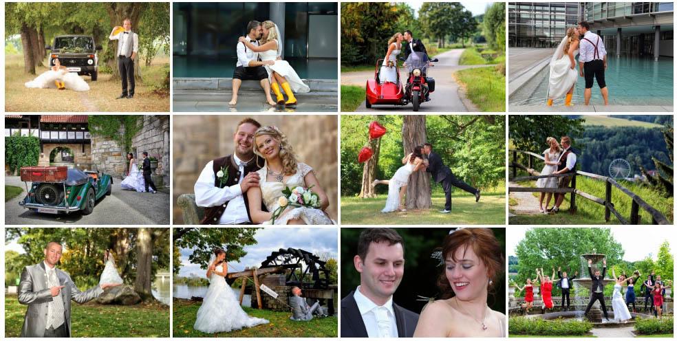 Hochzeitsfotografie Coburg