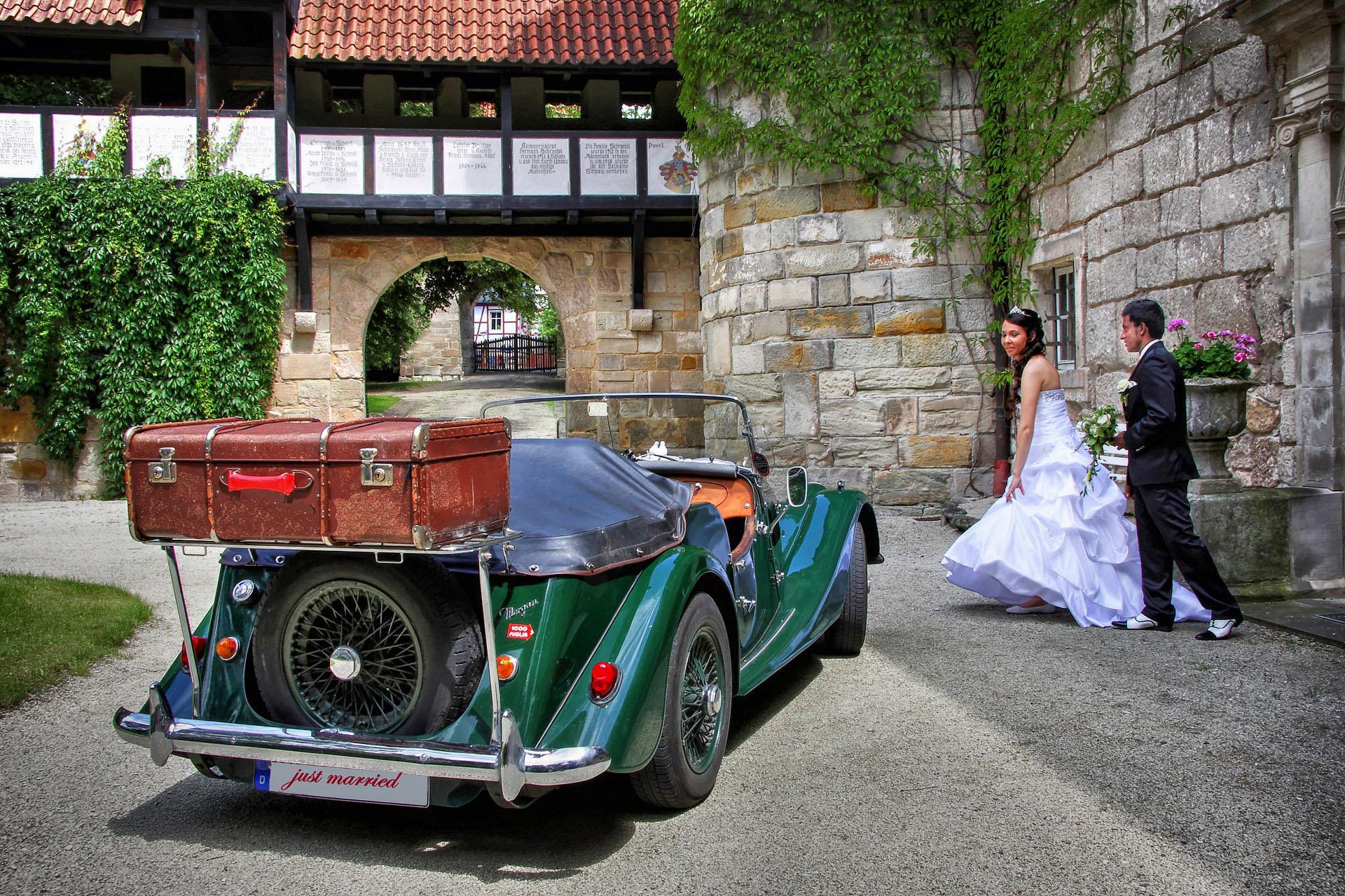 Hochzeitsfotograf Coburg